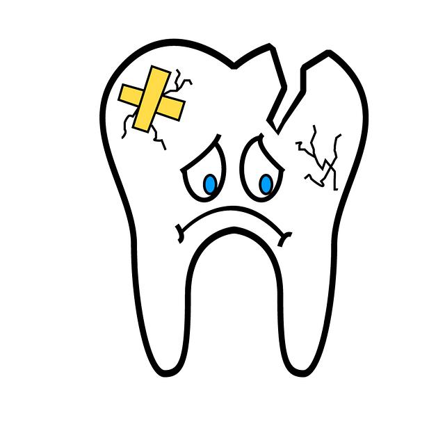 O que fazer quando se tem um dente quebrado?
